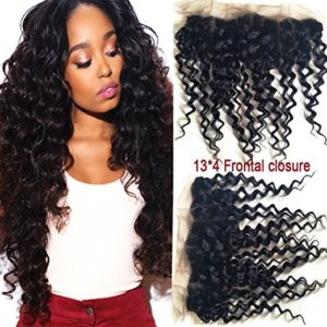 6A Virgin Brazilian Hair Deep Curly Wave Bundles