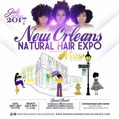 New Orleans Natural Hair Expo July-1 2 Contemporary Arts Center