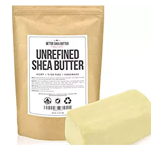 Unrefined Shea Butter by Better Shea Butter