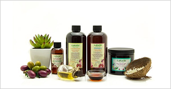 Just Natural Organic Hair Care Alopecia