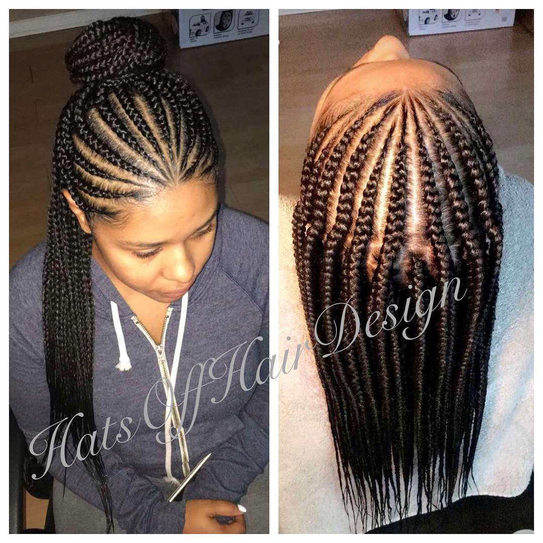 Ghana Braided Hairstyles - Black Hair Ology
