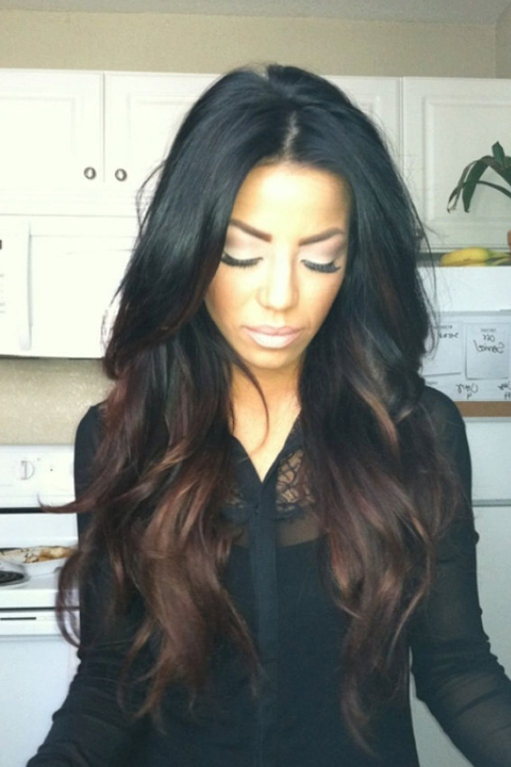 african american ombre hair color ideas black hair ology
