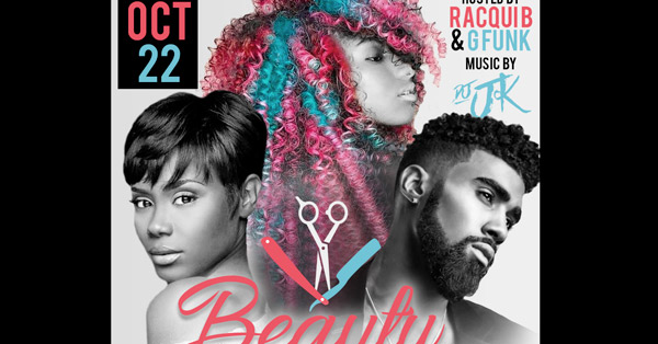 Beauty and Blades Hair Show, October 22nd at the Raddison Hotel in Rochester, NY