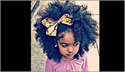 Natural Twist Hairstyles for Kids - Twists