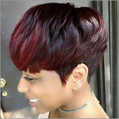 Short Quick Weave Hairstyles for 2018 - Black Hair Ology af3da678bd95