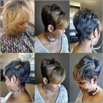 Short Quick Weave Hairstyles for 2018