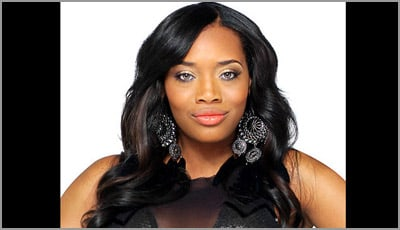 Yandy Smith Hairstyle