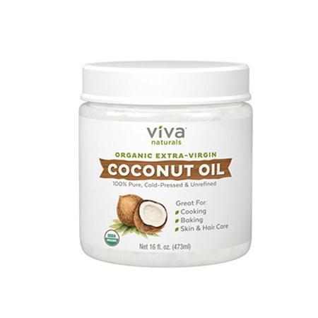 Nature S Way Extra Virgin Organic Coconut Oil  Ounce