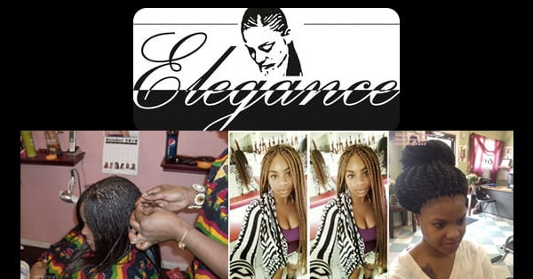 Elegance African Hair Braiding - Black Hair Salon located in Philadelphia PA