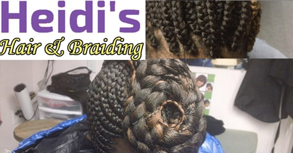 Heidi's Hair & Braiding - Black Hair Salon located in Lowell, MA