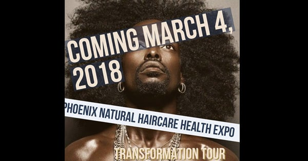 Phoenix Natural Hair Care And Health Expo