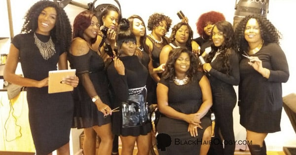 Different by Design Hair Salon Staff Employees