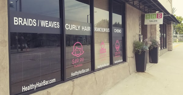 Healthy Hair Bar & Wigs Salon - Black Hair Salon located in Monrovia, CA