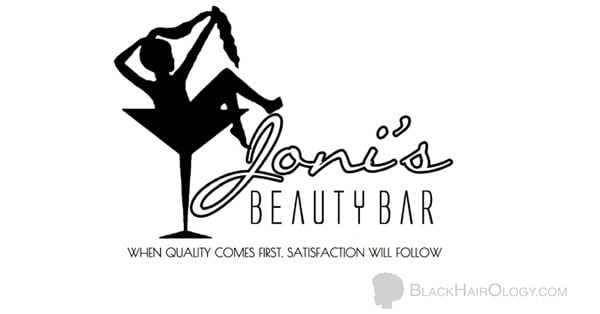 Joni's Beauty Bar Logo