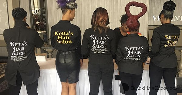 Ketta's Hair Salon - Black Hair Salon located in Boston, MA