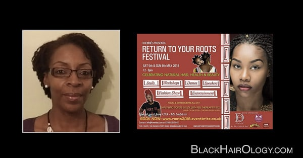 Interview Khembe Clarke - Return To Your Roots Festival Founder