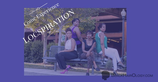 Locspiration Natural Hair & Beauty Salon - Black Hair Salon located in Laurel, MD