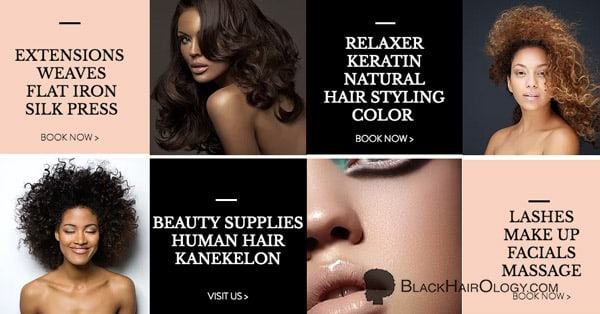So Amazing Spa and Salon - Black Hair Salon located in 6400 S Eastern Ave ste 12, NV