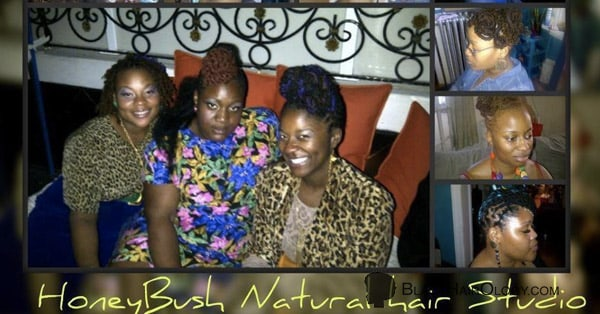 Honey Bush Natural Hair Studio - Black Hair Salon located in Philadelphia, PA