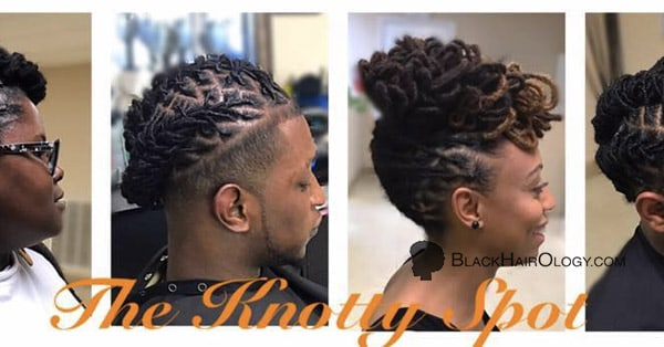 The Knotty Spot - Black Hair Salon located in Columbia, SC