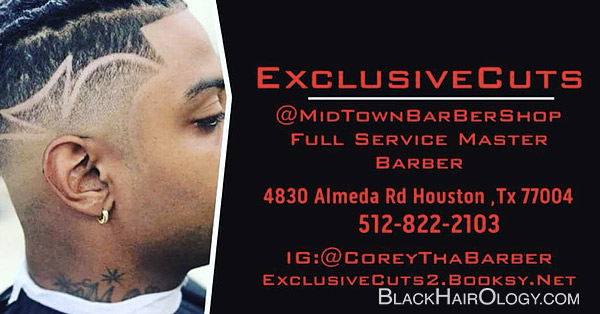 Exclusive Cuts - Black Hair Salon located in Houston, TX