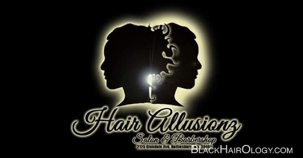 Hair Allusionz - Black Hair Salon located in Hattiesburg, MS