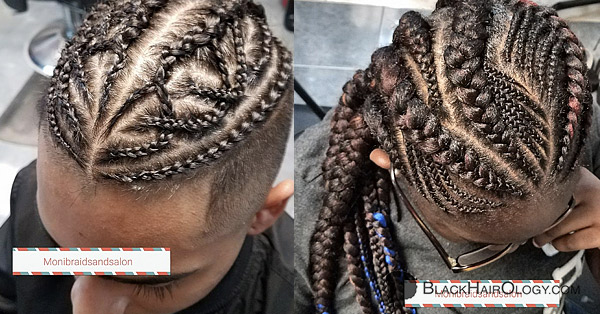 Moni Braids and Salon is a Black Hair Salon located in Arlington, Texas.