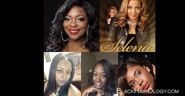 Selena & The Divas is a Black Hair Salon located in Lake Charles, Louisiana.
