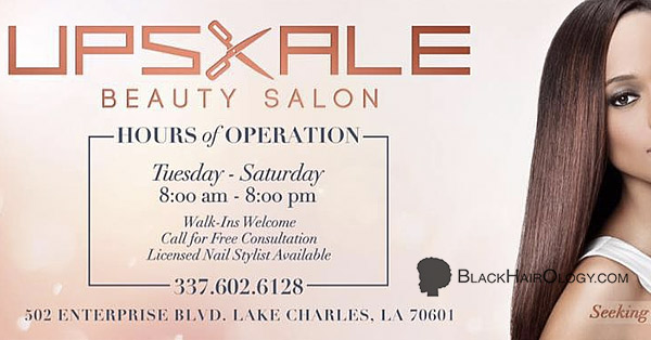 Upskale Beauty Salon - Black Hair Salon located in Lake Charles, LA