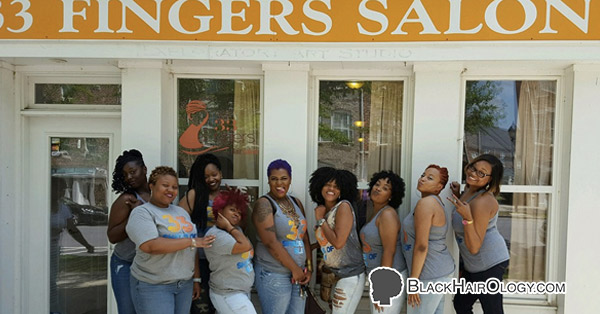 33 Fingers Salon is a Black Hair Salon located in Charlotte, North Carolina.