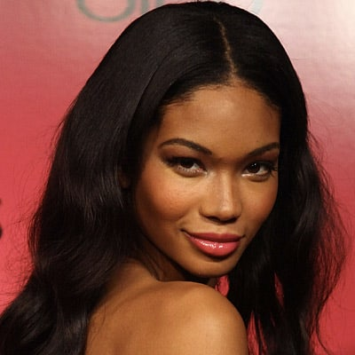 Chanel Iman Black Weave Hairstyle