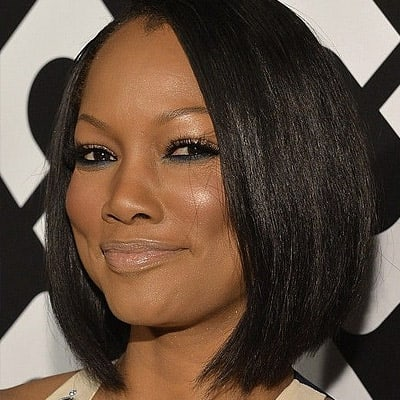 Garcelle Beauvais Black Weave Hairstyle