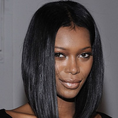 Jessica White Black Weave Hairstyle