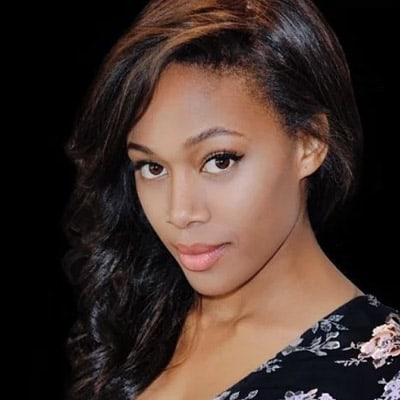 Nicole Beharie Black Weave Hairstyle