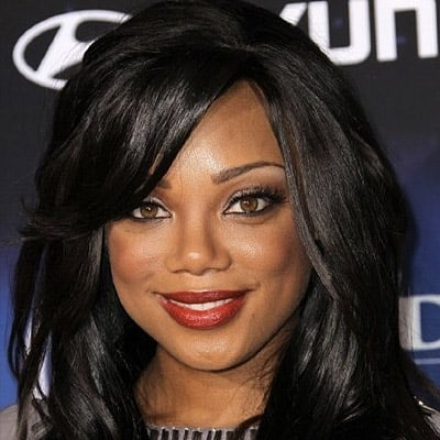 Tiffany Hines Black Weave Hairstyle