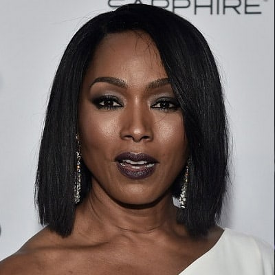 Angela Bassett Black Weave Hairstyle
