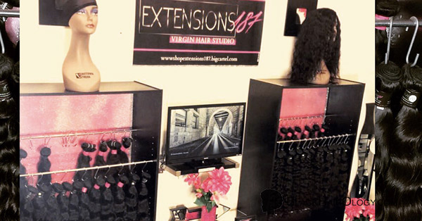 Extensions187 Hair Studio is a Black Hair Salon located in Plano, Texas.