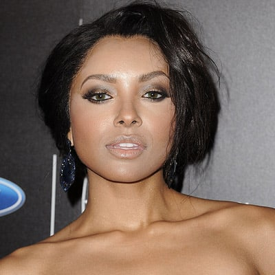Kat Graham Black Weave Hairstyle