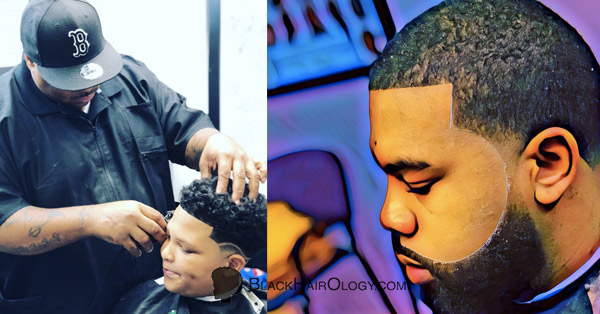 Nappy Cutz Barber Shop is a Black Hair Salon located in Flint, Michigan.