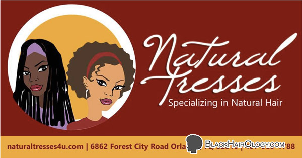 Natural Tresses Salon & Spa - Black Hair Salon located in Orlando, FL