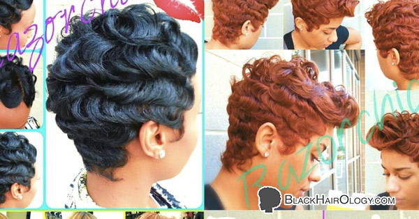 Razor Chic of Atlanta Salon is a Black Hair Salon located in Lithonia, Georgia.