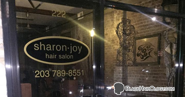 Sharon Joy Salon - Black Hair Salon located in New Haven, CT