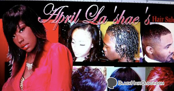 April Lashae's Hair Salon is a Black Hair Salon located in Dallas, Texas.