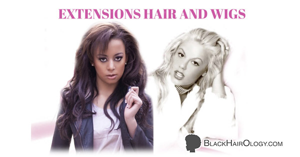 Extensions Hair And Wigs - Black Hair Salon located in Minneapolis, MN