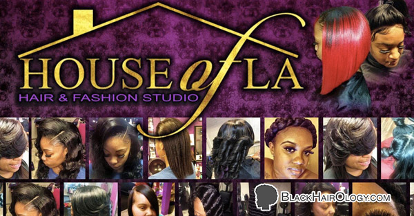 House of La Hair Studio - Black Hair Salon located in Gulfport, FL