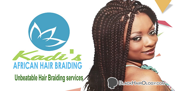 Kadi African Hair Braiding - Black Hair Salon located in Memphis, TN