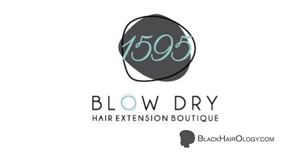 1595 Blow Dry & Hair Extension Boutique - Black Hair Salon located in Bridgeport, CT