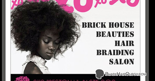 Brick House Beauties Hair Braiding Salon - Black Hair Salon located in Louisville, KY