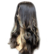 26inch longer layer color #8/2 european virgin hair kosher wig jewish wig Best Sheitels,same as picture,finished length 30in