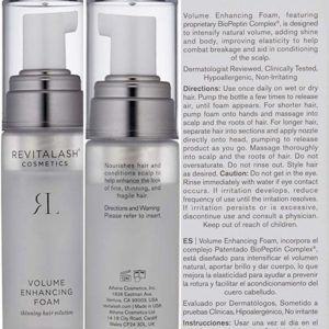 RevitaLash Volume Enhancing Foam, 1.9 fl. oz.